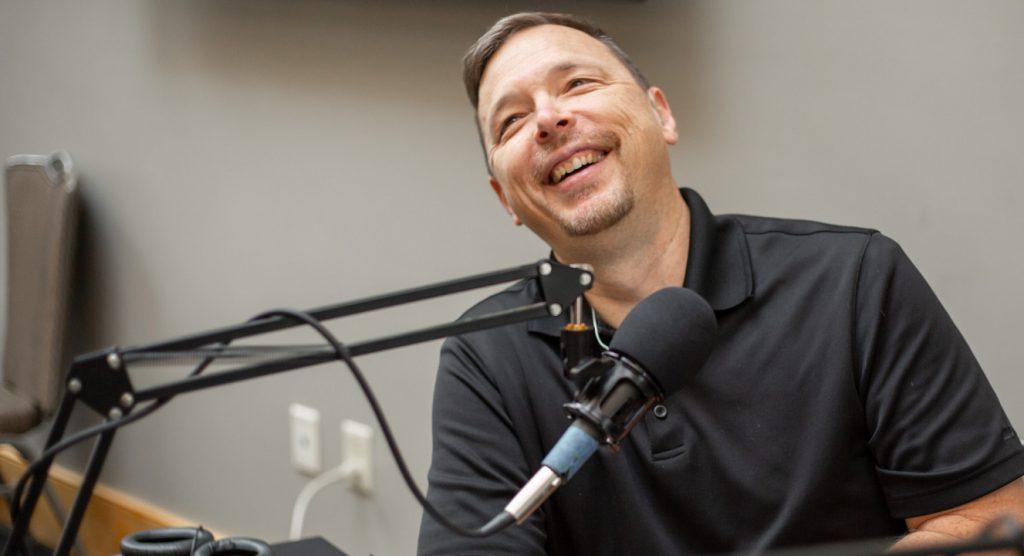 Thom Rigsby Radio Host Potcast Host